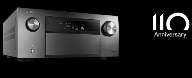 רסיבר קולנוע ביתי דנון DENON AVR/AVC-A110