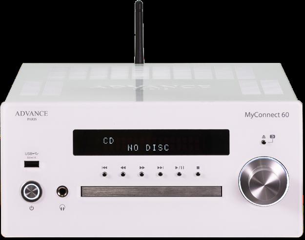 תמונה של מערכת משולבת  -  MyConnect 60 White